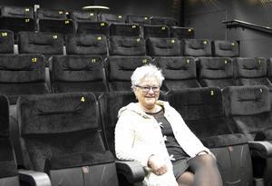 Att få vara med om att göra sex långfilmer, varav fyra med Andreas Öhman – det var mer än Ingrid Bergman någonsin förväntade sig av arbetet hos Film i Västernorrland. Snart går hon i pension efter två decennier med film.