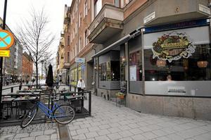 Restaurangen Adriatic tar lunchkollen på tidsresa till 80-talet.