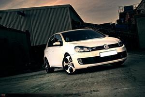 Volkswagen Golf GTI 2010Foto/Redigering: Jag