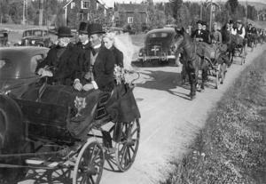 Aspåsnäsets sommardansloge invigdes 1953 och besökarna tog sig till dansen med häst och vagn, taxi och cykel.