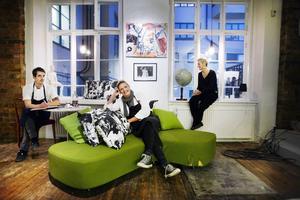 Jazzköket startades av Kristoffer Andersson, Fia Gulliksson och Kajsa-Tuva Werner. Nu blir Kristoffer Andersson ensam ägare när Fia Gulliksson väljer att lämna restaurangen.