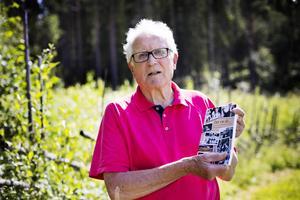 – Som barn tyckte jag att det var intressant att höra de äldre berätta om hur det var tidigare och jag hoppas kanske barnen tycker det i dag också, säger Erling Salomonsson som har skrivit om sin uppväxt.