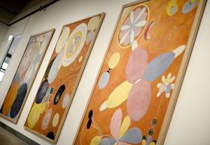 Moderna museeet visade häromåret utställningen