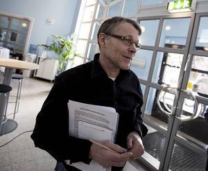 Svante Parsjö Tegnér (L), ordförande Kultur- och fritidsnämnden, menar att det förändringar som personalen har efterfrågat.