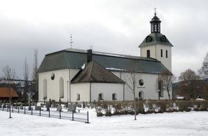 Gagnefs kyrka är nu stängd för renovering och öppnas igen i slutet av året. Under tiden flyttas ceremonier och högtider till det intilliggande församlingshemmet.