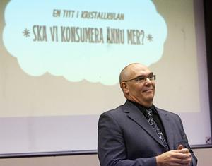 Thomas Nylund förbundsordförande på Gästrike återvinnare.