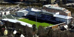Inte så föredömligt som det verkar. Bygget av Idrottsparken i Sundsvall har lett till en mångårig konflikt mellan kommunen och Norrporten, och till kritik från EU.