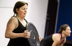 Svettigt. Till en början såg utmaningen enorm ut. Men det gick fort för Jill att anpassa sig till sin nya livsstil.