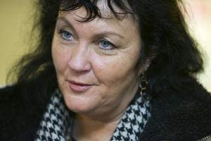 Det är hennes mamma som har inspirerat Ulla Sjöström att skänka till behövande.