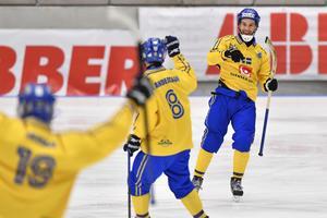 Trefaldige VM-vinnaren Daniel Andersson var med när Sverige tog guld i Sandviken i månadsskiftet januari/februari.