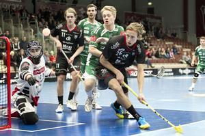 Jakob Lundmark och Jonas Carlgren försökte förgäves.