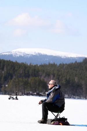 Härligt väder var det onekligen under tävlingen.Foto: Håkan Degselius