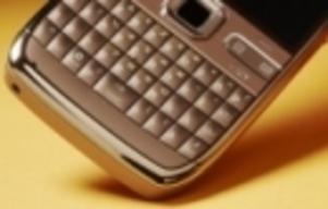 Nokia E72: Tangentpbordskungen