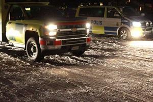 En stor polisinsats ägde rum i Falun i slutet av februari, då polisen tvingades avlossa verkanseld mot en beväpnad man.