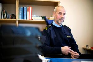 – Vi jobbarför fullt med ärendet, säger Jörgen Bladin hos Härnösandspolisen.