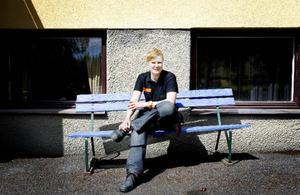 Lena Johansson, egenföretagare, tror att de nya karensreglerna avskräcker folk från att starta eget.