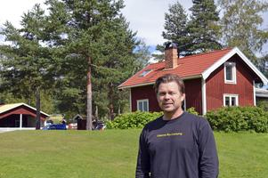 Pontus Nordlinder älskar sin camping, men vill få mer tid för familjen.