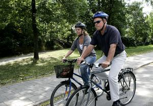 3 500 cyklister svarade på frågor i NTF:s undersökning.