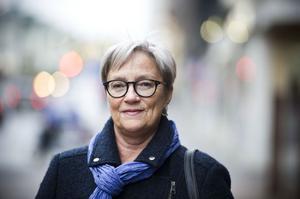 Lill Holmberg, Örnsköldsvik:– Ja, det gör jag. Det blir ljusare med snön. Men ingen is, jag vill inte ha halka.
