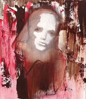 Målning av Leif Mattsson.