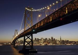 118 personer har fått följa med Region Gävleborg till San Francisco. Vissa chefer har fått åka flera gånger.