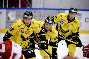 Markus Persson (10) ser positivt på framtiden - trots tuffa fotskadan.