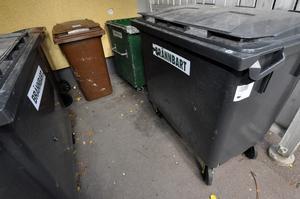 En ny upphandling av sopor i Rättvik har minskat kostnaderna med en miljon på årsbasis. Foto:Mats Laggar