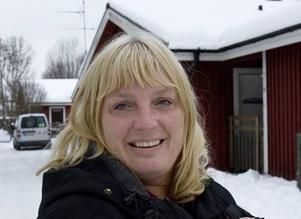 Anki Åkerblom, barnskötare på Tummelisagården, tycker inte att förskolan har några stora problem med intygen de ska fylla i när något barn varit sjukt.