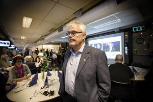 Christer Siwertsson (M) leder det största borgerliga partiet i landstinget/regionen.