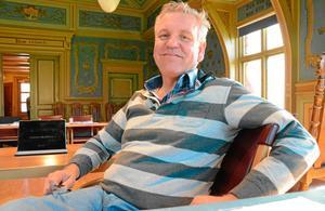 Blir golfbaneägare. Jimmy Hoppe fortsätter att investera i affärsprojekt i Ljusnarsbergs kommun.