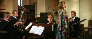 Linnékvintetten & Eva Selgeryd