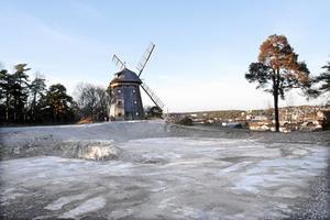 Värdshustomten på Torekällberget. Arkivbild.