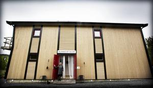 Konsthuset i Åsäng är på 240 kvadratmeter.