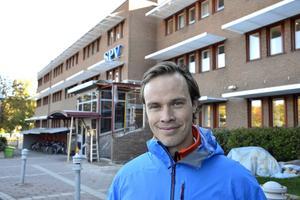 Kvarteret Måsen är det enda i Sundsvall som är hållbarhetscertifierat enligt Breeam-systemet.