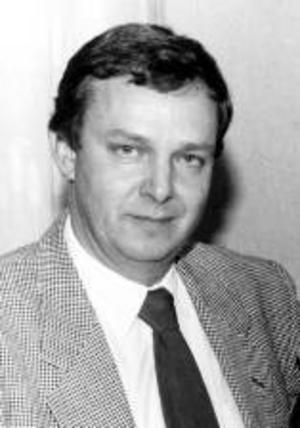 Slutar. Landstingets ekonomidirektör Lars Västholm sliutar.