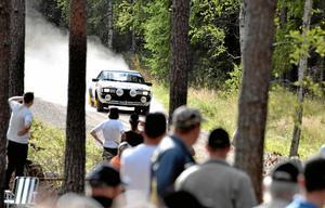 Midnattsolsrallyt 2012 Mats Jonsson, Johnny Johansson. Orsta SS8. Historic. Toyota Celica.