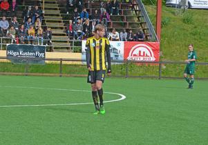 FV:s viktige Niclas Håkansson fick bryta matchen mot Boden efter en halvlek.