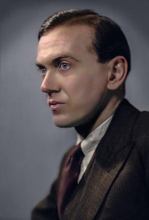 Graham Greene. Foto: Modernista