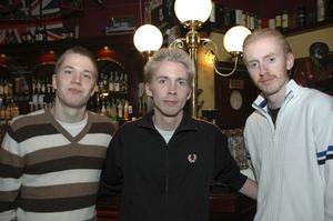 Oliwer. Micke, Calle och Patrik