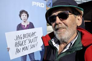 Leif Persson, PRO Jämtland.