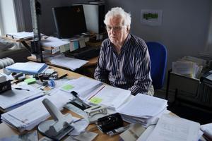 Sverigefinska språkskolans rektor Matti Lautkoski.
