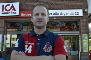 Maths Bovéng vill hjälpa de svenska mjölkbönderna.