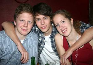 Konrad. Anton, Sebastian och Jessika