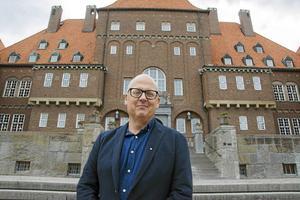 Östersunds kommunalråd och kommunstyrelsens ordförande Bosse Svensson (C) ser positivt på förslaget till nytt utjämningssystem.