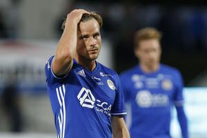 Eric Larsson ser ut att gå från allsvenskans botten, till seriens absoluta topp.