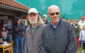 Bästa herrar - Owe Olsson och Mats Lyck båda med 53 slag.