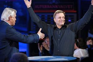 Bo Sikström har precis vunnit två miljoner kronor i Bingolotto.