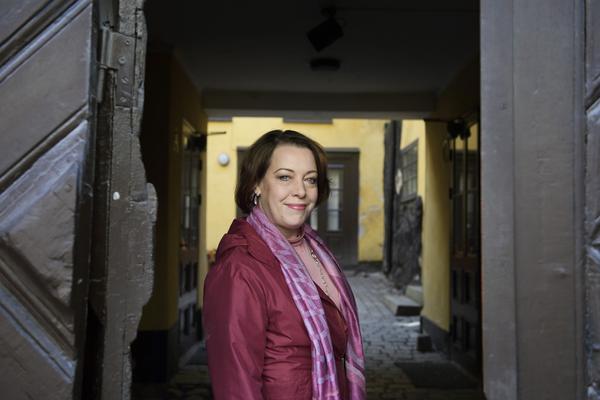 Operasångerskan Nina Stemme är en av årets Ganneviksstipendiater.