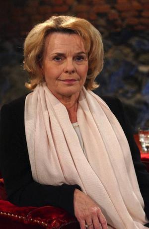 Bildtext 4: Marie Göranzon går i sin make Jan Malmsjös fotspår. Malmsjö deltog i