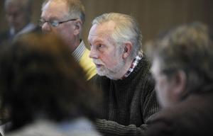 Bo Lindgren (S), ordförande i miljö- och byggnämnden, anser att frågan om miljön längs Bondegatan måste få en snabb lösning.